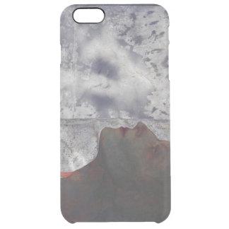 Boundary Beach 1 Clear iPhone 6 Plus Case