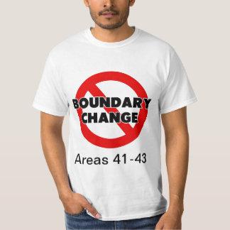 Boundary Change T-Shirt