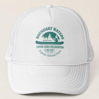 Boundary Waters Canoe Trail Wilderness Trucker Hat