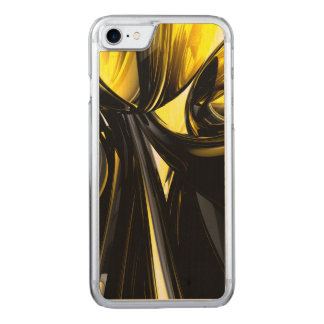 Bounded by Light Abstract Carved iPhone 7 Case