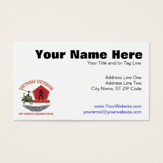 Bounty Hunters (Pilot Wings) Business Card