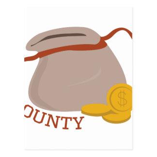 Bounty Postcard