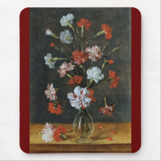 Bouquest of Carnations Mouse Pad