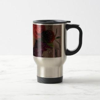 Bouquet (15oz.) stainless steel travel mug