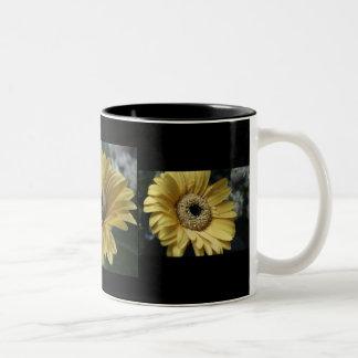 Bouquet 5 Two-Tone coffee mug