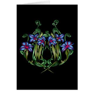 Bouquet Diana Card