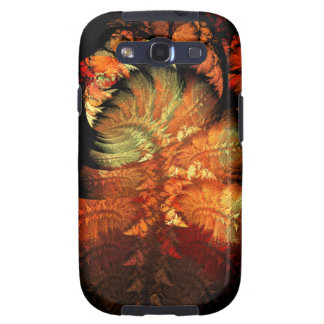 Bouquet Garni Abstract Digital Art Galaxy S3 Case