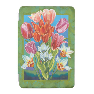 Bouquet in Border III iPad Mini Cover