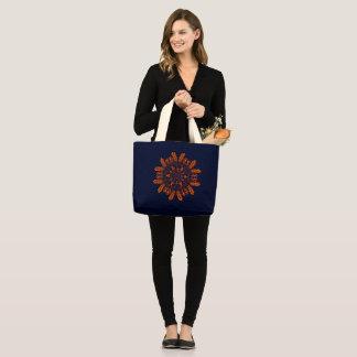 Bouquet - Mandala style bag