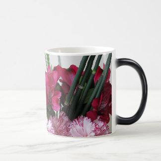 Bouquet Morphing Mug