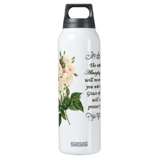 Bouquet of Beautiful White Roses 0.5L Insulated SIGG Thermos Water Bottle