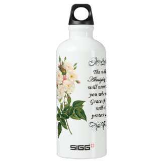 Bouquet of Beautiful White Roses SIGG Traveller 0.6L Water Bottle
