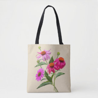 Bouquet of Coneflowers Tote Bag