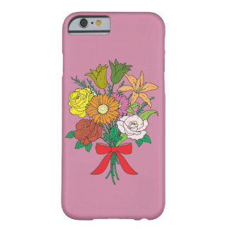 Bouquet of Flowers Barely There iPhone 6 Case