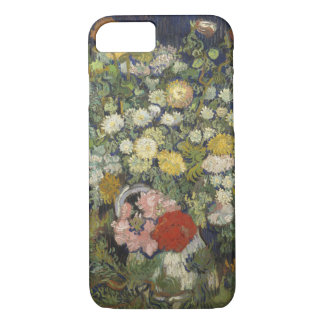 Bouquet of Flowers in a Vase iPhone 8/7 Case