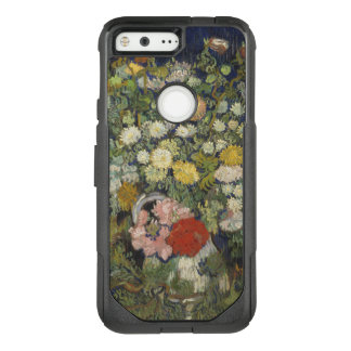 Bouquet of Flowers in a Vase OtterBox Commuter Google Pixel Case