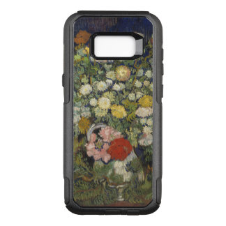 Bouquet of Flowers in a Vase OtterBox Commuter Samsung Galaxy S8+ Case