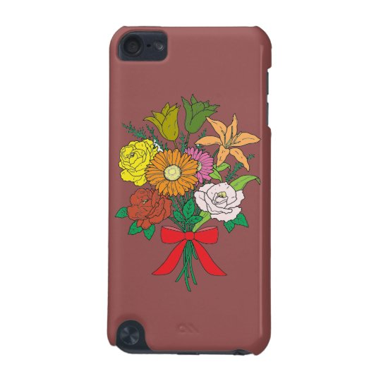 Bouquet of Flowers iPod Touch (5th Generation) Case