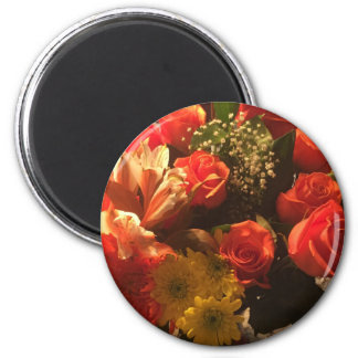 Bouquet of Flowers Magnet