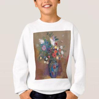 Bouquet of Flowers - Odilon Redon Sweatshirt