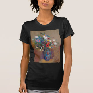 Bouquet of Flowers - Odilon Redon T-Shirt