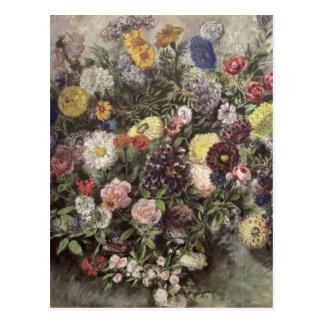 Bouquet of Flowers Postcard