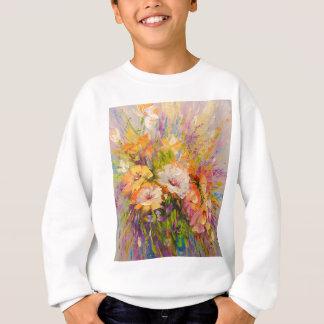 Bouquet of flowers sweatshirt