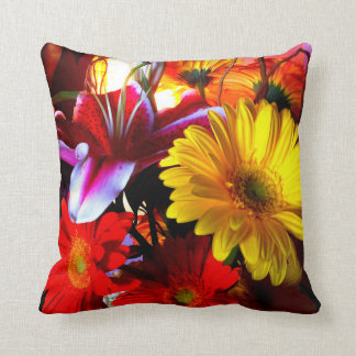 Bouquet of Happy Pillow