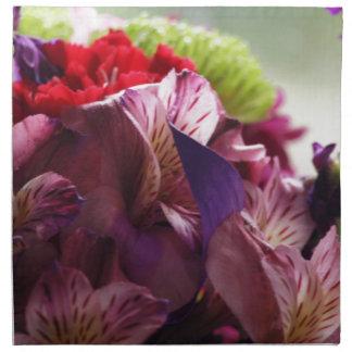 Bouquet of Love Napkin