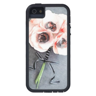 Bouquet of Poppies iPhone 5 Covers