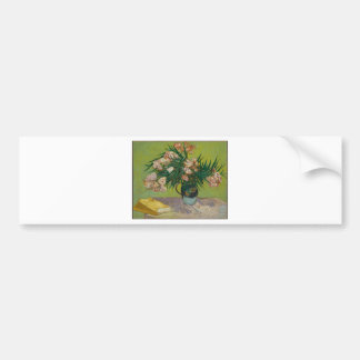 Bouquet of red roses bumper sticker