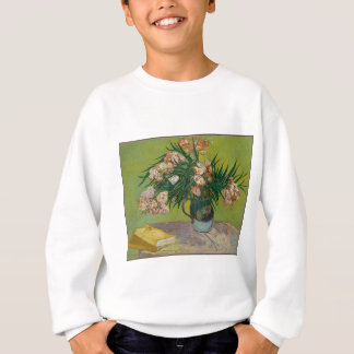 Bouquet of red roses sweatshirt