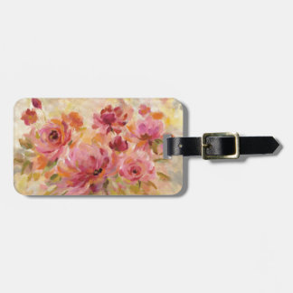 Bouquet of Roses Bag Tag