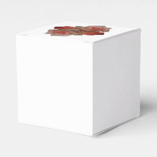Bouquet of Roses Favour Box