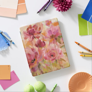 Bouquet of Roses iPad Cover