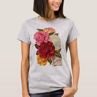 Bouquet of Roses - Roses T-Shirt