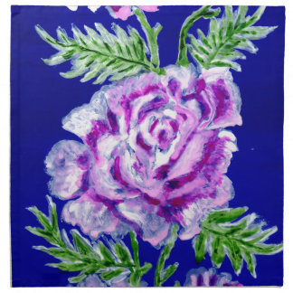 Bouquet of Roses WC Napkin