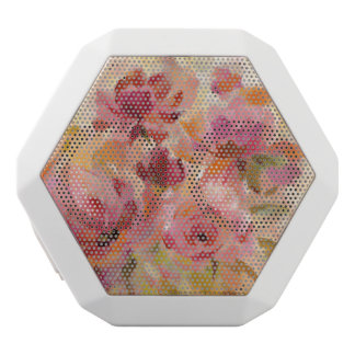 Bouquet of Roses White Bluetooth Speaker