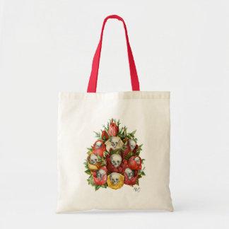 Bouquet of Skulls Budget Tote Bag