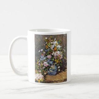Bouquet of Spring Flowers Coffee Mug