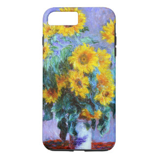 Bouquet of Sunflowers Impressionism Style iPhone 8 Plus/7 Plus Case