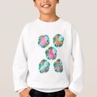 Bouquet of Unicorns Sweatshirt