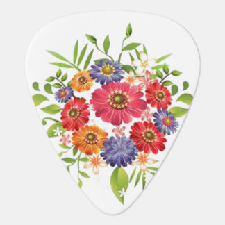 Bouquet Plectrum