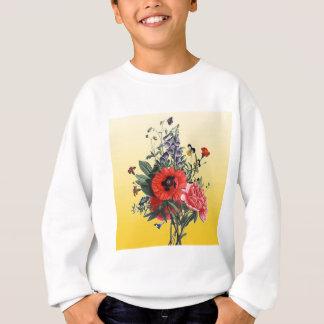 Bouquet with Poppies Sweatshirt