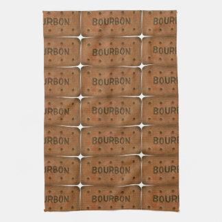 Bourbon Biscuit Kitchen Tea Towel