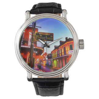Bourbon Street Fashion Watch
