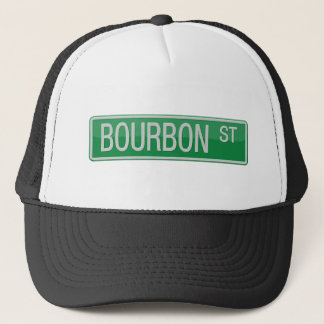 Bourbon Street Trucker Hat