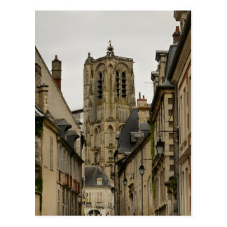 Bourges, France Postcard