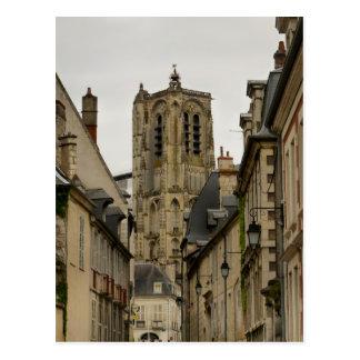 Bourges, France Postcard