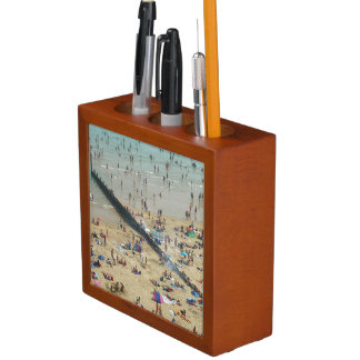 Bournemouth Beach UK Desk Organiser